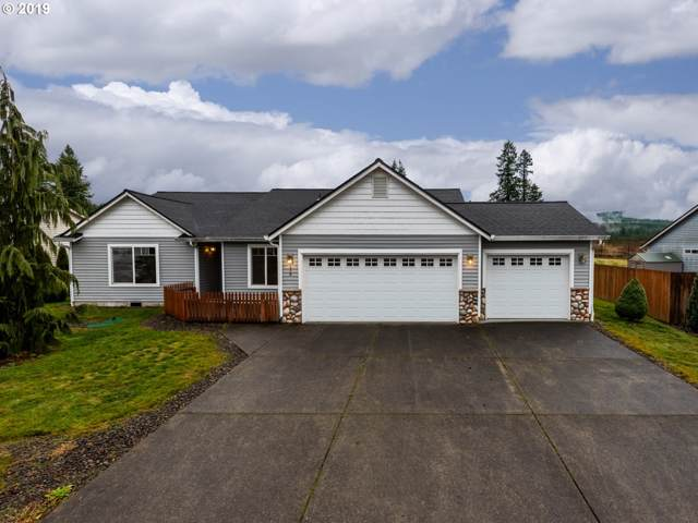 409 S Spruce Ave, Yacolt, WA 98675 (MLS #19425397) :: Cano Real Estate