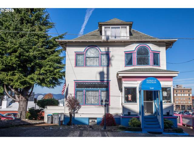 1140 Franklin Ave, Astoria, OR 97103 (MLS #19426690) :: Song Real Estate