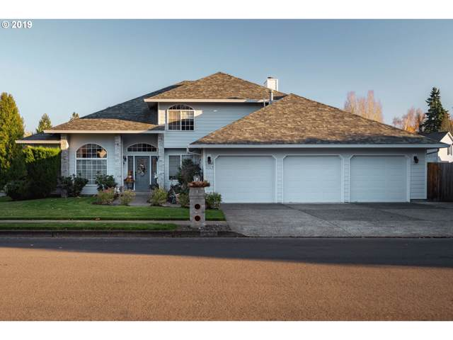 2319 NW 115TH St, Vancouver, WA 98685 (MLS #19427099) :: Next Home Realty Connection