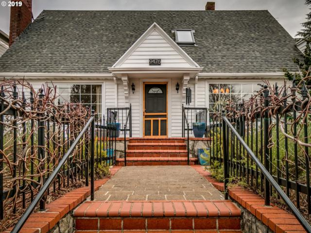 9476 N Allegheny Ave, Portland, OR 97203 (MLS #19427175) :: Hatch Homes Group