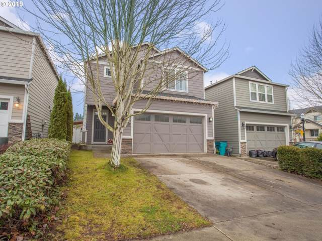 5309 NE 54TH Ave, Vancouver, WA 98661 (MLS #19432422) :: Team Zebrowski