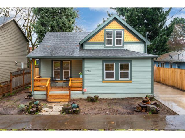 7018 NE 10TH Ave, Portland, OR 97211 (MLS #19433316) :: The Sadle Home Selling Team