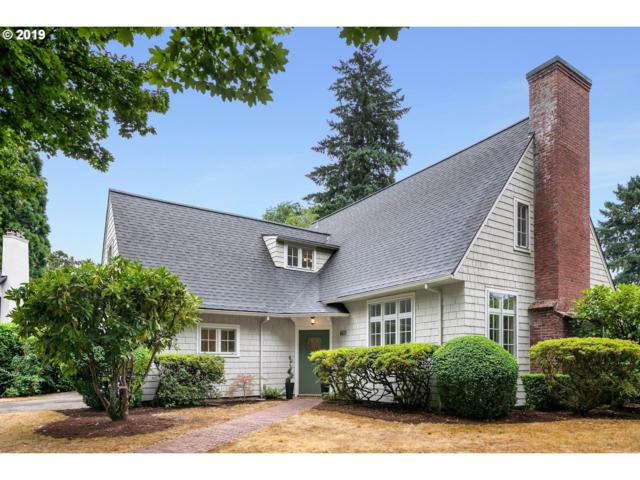 660 SE Saint Andrews Dr, Portland, OR 97202 (MLS #19433782) :: Next Home Realty Connection