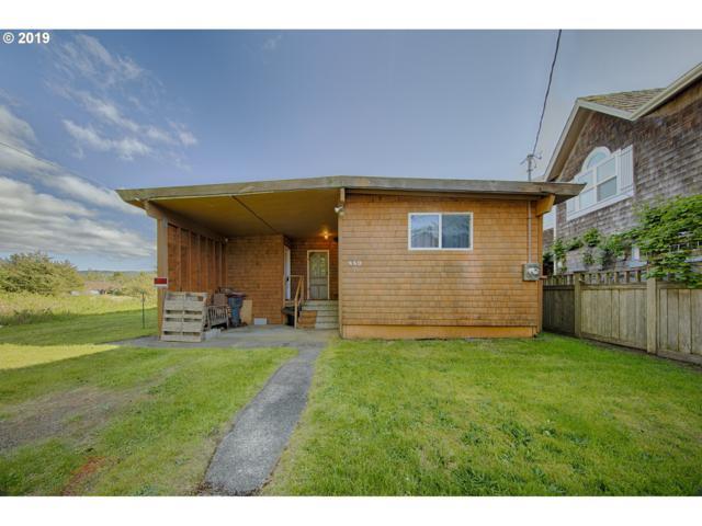 440 N Hemlock St, Cannon Beach, OR 97110 (MLS #19433859) :: R&R Properties of Eugene LLC