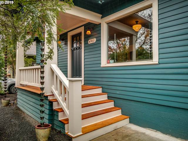 4911 NE 33RD Ave, Portland, OR 97211 (MLS #19434336) :: Townsend Jarvis Group Real Estate