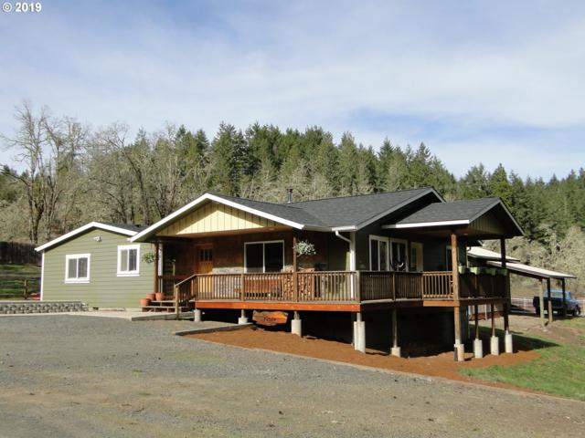 82524 Rattlesnake Rd, Dexter, OR 97431 (MLS #19434578) :: Song Real Estate