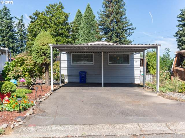 21100 NE Sandy Blvd #65, Fairview, OR 97024 (MLS #19435556) :: Next Home Realty Connection