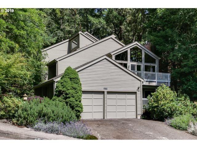 986 Brookside Dr, Eugene, OR 97405 (MLS #19435619) :: Song Real Estate