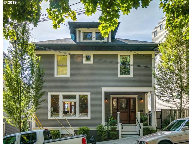 2018 SW Madison St, Portland, OR 97205 (MLS #19435810) :: Change Realty