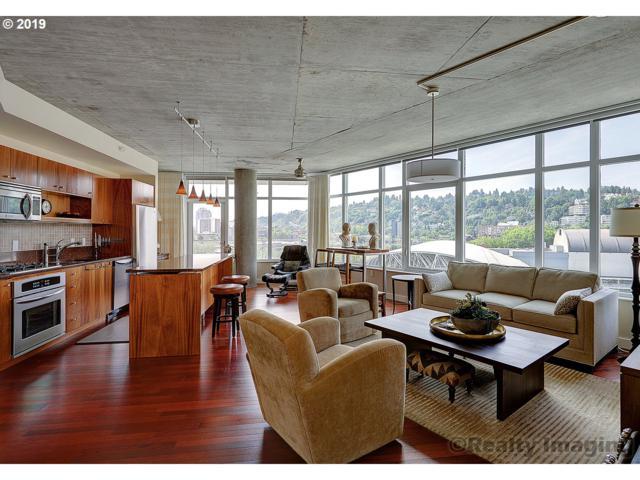 1926 W Burnside St #1216, Portland, OR 97209 (MLS #19436364) :: McKillion Real Estate Group