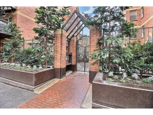 1500 SW Park Ave #232, Portland, OR 97201 (MLS #19437312) :: HomeSmart Realty Group