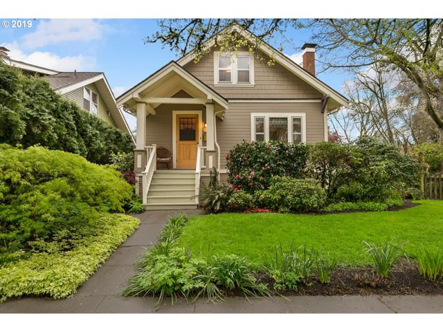 2856 SE Brooklyn St, Portland, OR 97202 (MLS #19439158) :: Townsend Jarvis Group Real Estate