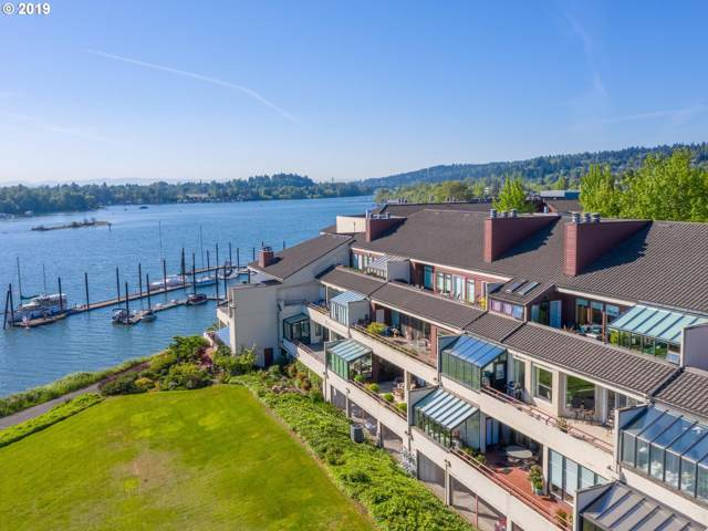 5270 SW Landing Dr 15-A, Portland, OR 97239 (MLS #19439802) :: Next Home Realty Connection