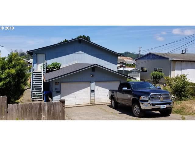 255 Elm Ave, Reedsport, OR 97467 (MLS #19441151) :: Song Real Estate