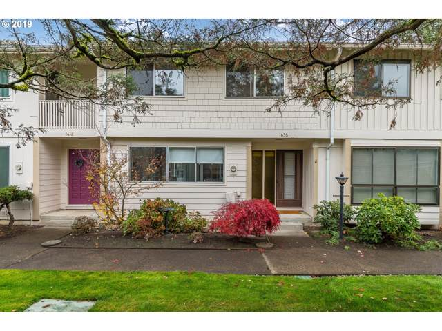 1636 NW 143RD Ave, Portland, OR 97229 (MLS #19441461) :: Song Real Estate
