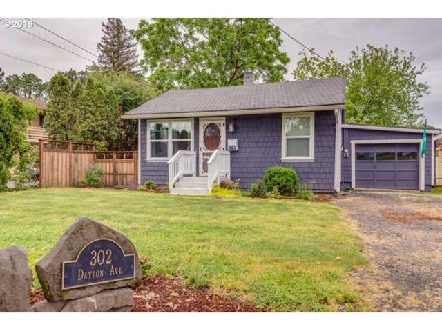 302 Dayton Ave, Newberg, OR 97132 (MLS #19441850) :: Fox Real Estate Group