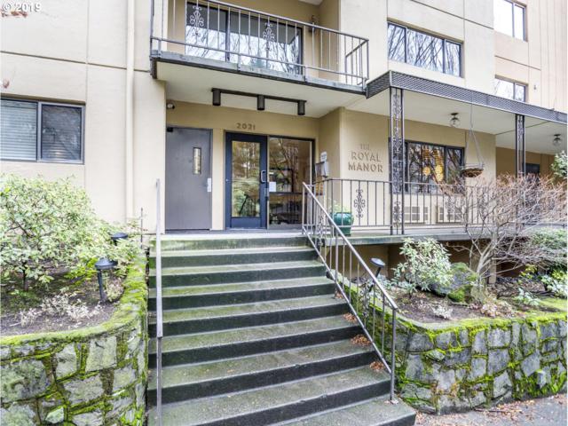 2021 SW Main St #16, Portland, OR 97205 (MLS #19442754) :: Homehelper Consultants