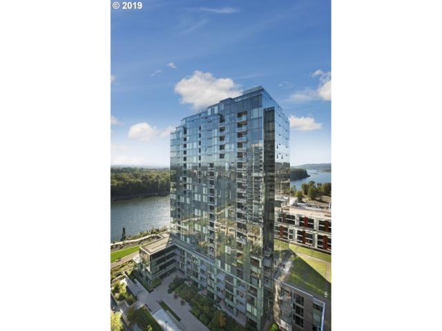 841 SW Gaines St #2206, Portland, OR 97239 (MLS #19442787) :: McKillion Real Estate Group