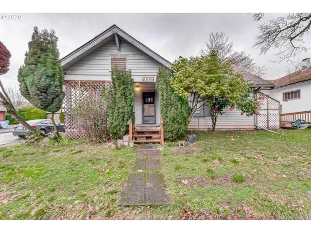 322 W Fourth Plain Blvd, Vancouver, WA 98660 (MLS #19444513) :: Gustavo Group
