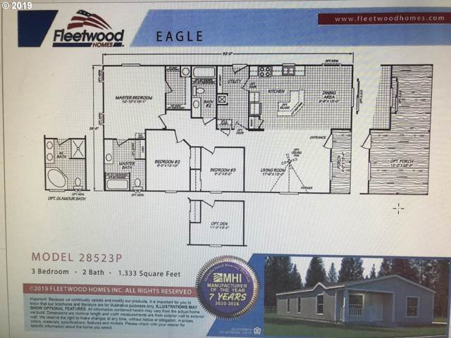 92644 Cape Arago Hy Lot 1, Coos Bay, OR 97420 (MLS #19445247) :: The Liu Group