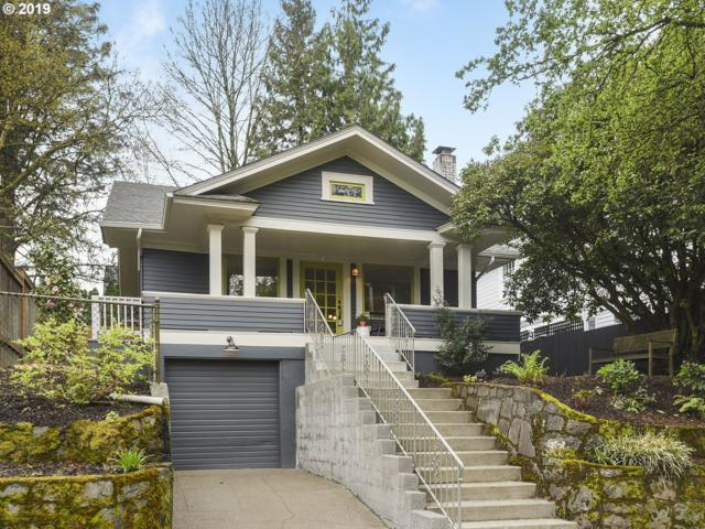 3914 SE Ash St, Portland, OR 97214 (MLS #19445773) :: McKillion Real Estate Group