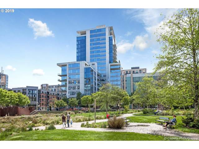 1001 NW Lovejoy St #512, Portland, OR 97209 (MLS #19447000) :: Next Home Realty Connection