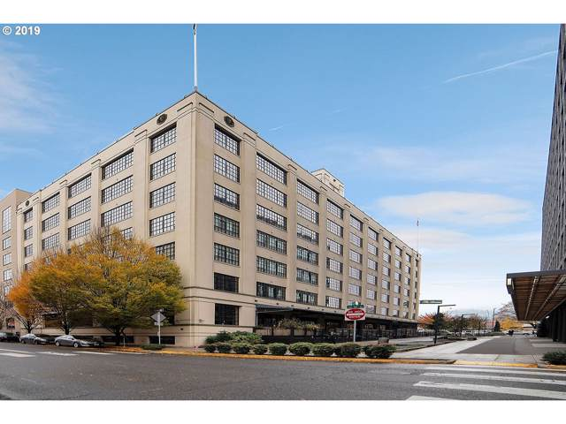 1400 NW Irving St #732, Portland, OR 97209 (MLS #19449932) :: Townsend Jarvis Group Real Estate
