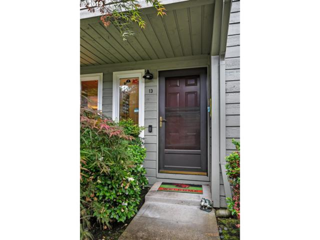 4880 SW Scholls Ferry Rd #13, Portland, OR 97225 (MLS #19450791) :: Matin Real Estate Group