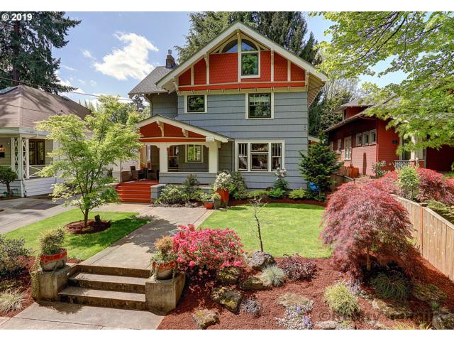 2601 NE 17TH Ave, Portland, OR 97212 (MLS #19451414) :: Matin Real Estate Group