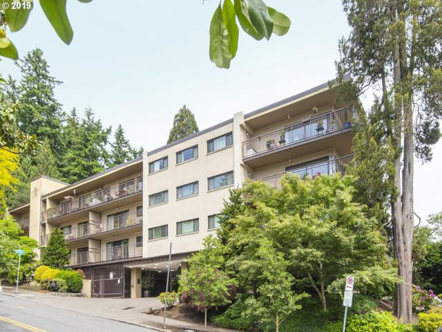 2393 SW Park Pl #112, Portland, OR 97205 (MLS #19454541) :: Fox Real Estate Group