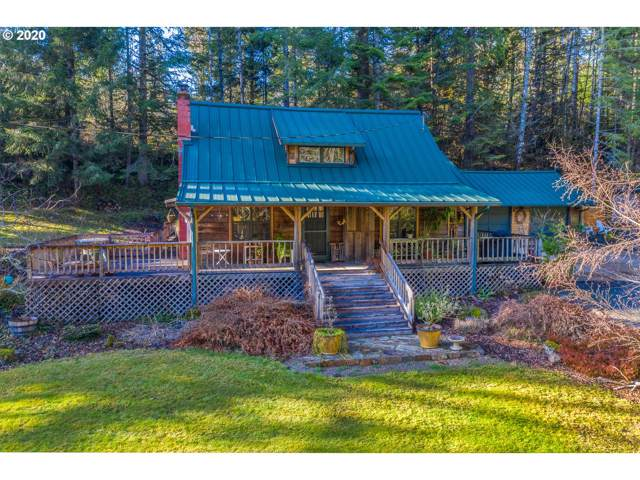 31157 Kenady Ln, Cottage Grove, OR 97424 (MLS #19455549) :: Song Real Estate