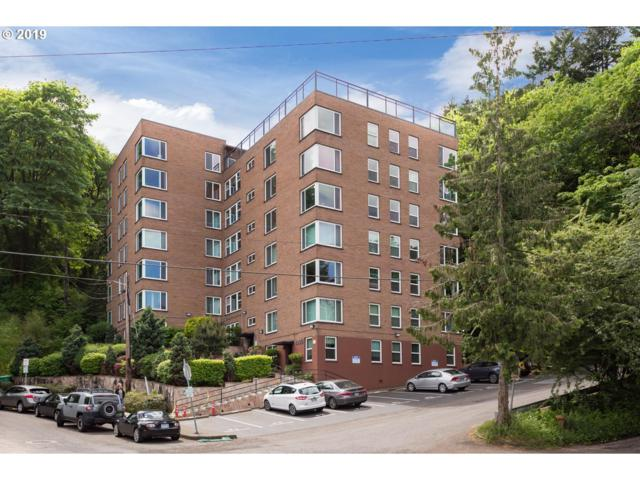 1205 SW Cardinell Dr #802, Portland, OR 97201 (MLS #19455848) :: Townsend Jarvis Group Real Estate