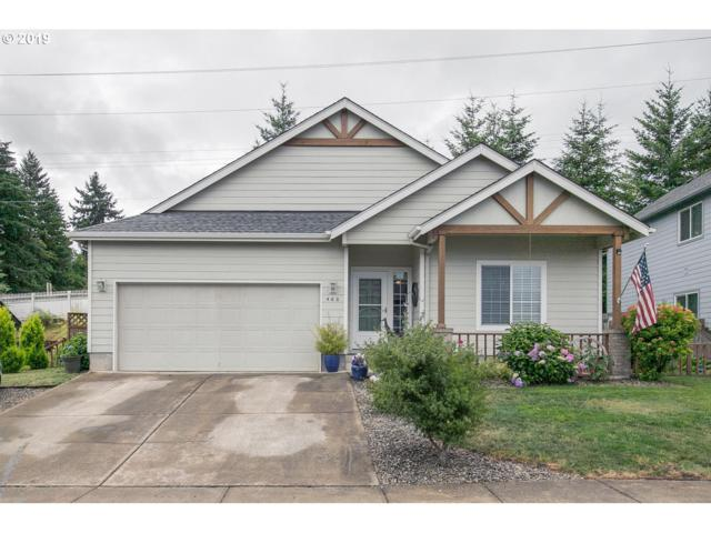 460 Summerview Dr, Stayton, OR 97383 (MLS #19456960) :: Change Realty