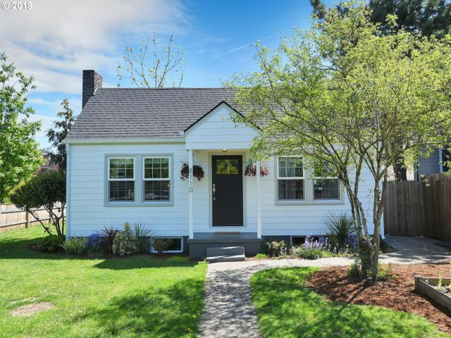 8110 N Newman Ave, Portland, OR 97203 (MLS #19458100) :: Townsend Jarvis Group Real Estate