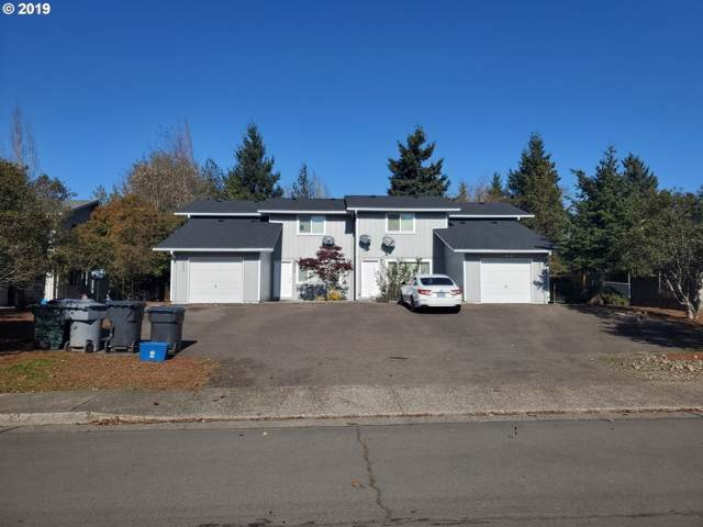 831 To 837 Nw Oak Ave, Corvallis, OR 97330 (MLS #19458330) :: Gustavo Group