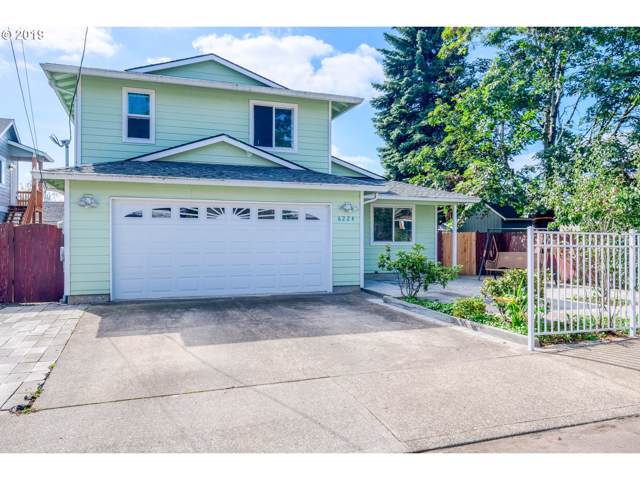 6224 SE Harney St, Portland, OR 97206 (MLS #19460077) :: Townsend Jarvis Group Real Estate