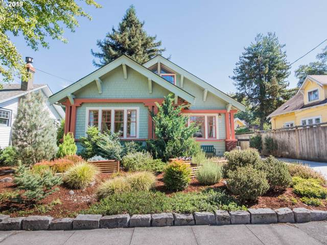 7114 SE 18th Ave, Portland, OR 97202 (MLS #19461391) :: Change Realty