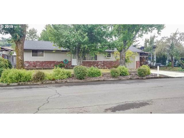 736 E First Ave, Sutherlin, OR 97479 (MLS #19461984) :: R&R Properties of Eugene LLC