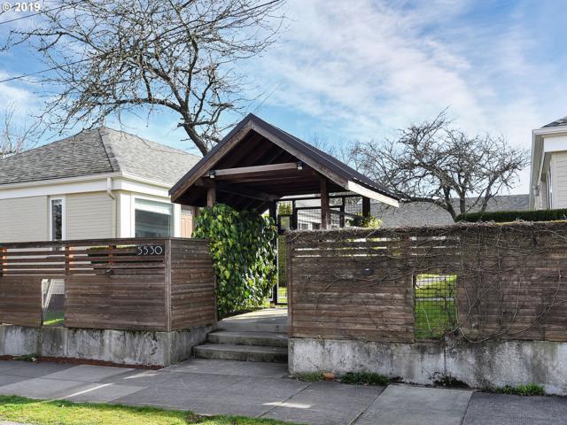5530 NE 7TH Ave #4, Portland, OR 97211 (MLS #19462731) :: The Sadle Home Selling Team