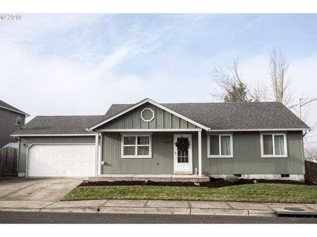 1610 S 60th St, Springfield, OR 97478 (MLS #19464133) :: The Liu Group