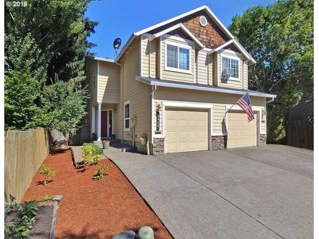4818 SW Chianti Pl, Beaverton, OR 97078 (MLS #19464729) :: Homehelper Consultants