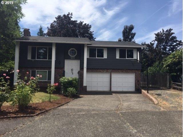 614 SW 19TH Cir, Troutdale, OR 97060 (MLS #19465533) :: Change Realty