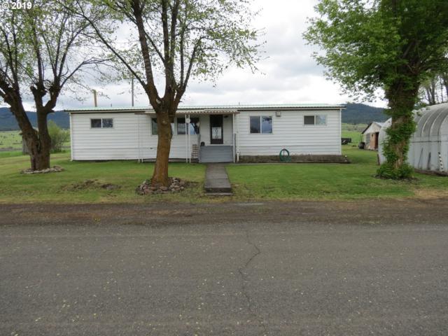 305 W 3RD St, Long Creek, OR 97856 (MLS #19465755) :: McKillion Real Estate Group