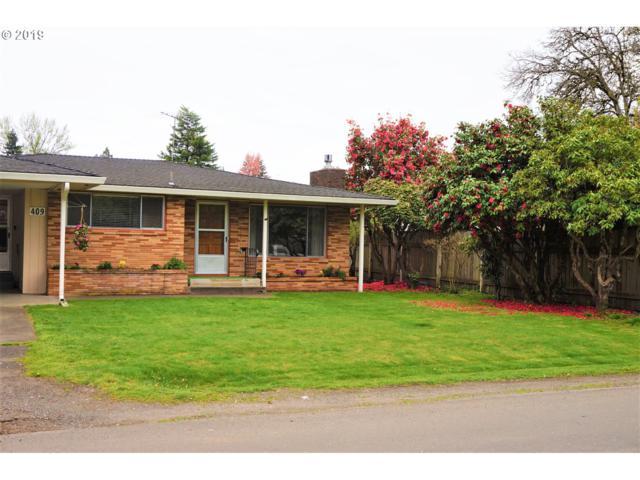 409 NE 1st St, Battle Ground, WA 98604 (MLS #19465897) :: Lucido Global Portland Vancouver
