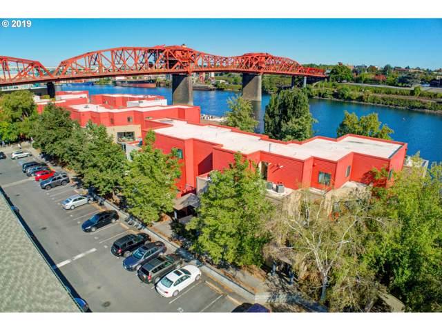 920 NW Naito Pkwy J17, Portland, OR 97209 (MLS #19466088) :: Premiere Property Group LLC