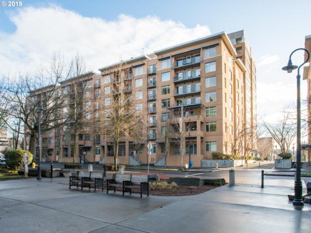 701 Columbia St #404, Vancouver, WA 98660 (MLS #19467657) :: McKillion Real Estate Group