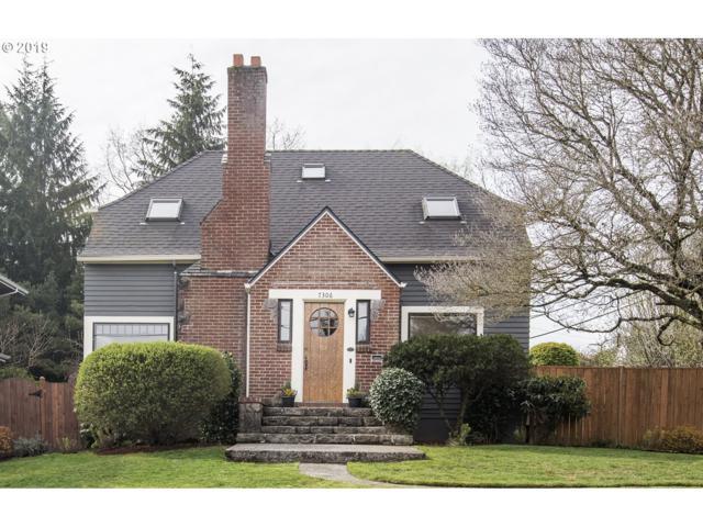 7306 SE Taylor St, Portland, OR 97215 (MLS #19468290) :: The Sadle Home Selling Team