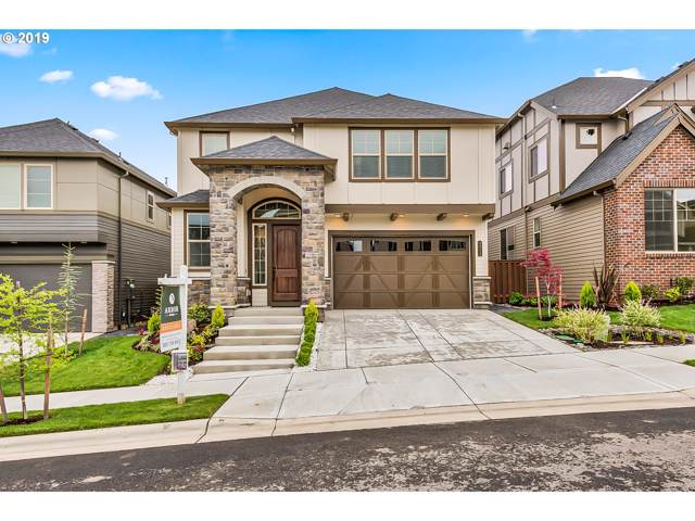 4316 NW Ashbrook Dr, Portland, OR 97229 (MLS #19468804) :: Change Realty