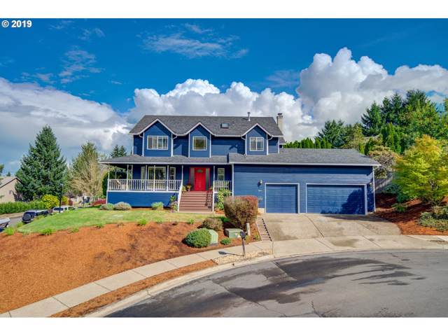 22816 SW Martin Ct, Sherwood, OR 97140 (MLS #19469540) :: Fox Real Estate Group