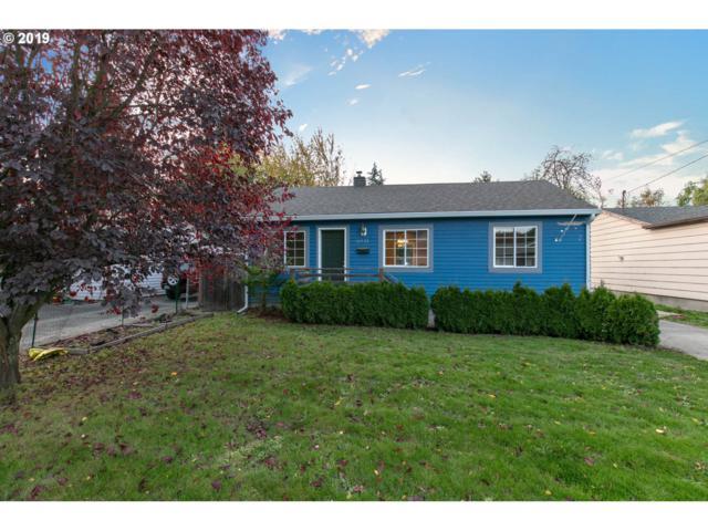 10233 N Polk Ave, Portland, OR 97203 (MLS #19470483) :: McKillion Real Estate Group
